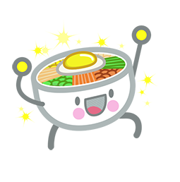 Amis de Bibimbap Facebook sticker #1