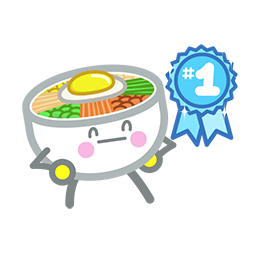 Amis de Bibimbap Facebook sticker #4