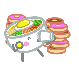 Amis de Bibimbap Facebook sticker #5