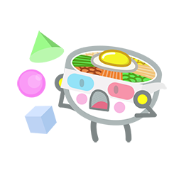 Amis de Bibimbap Facebook sticker #7