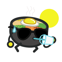 Amis de Bibimbap Facebook sticker #8