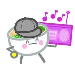 Amis de Bibimbap Facebook sticker #16