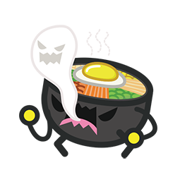 Amis de Bibimbap Facebook sticker #22
