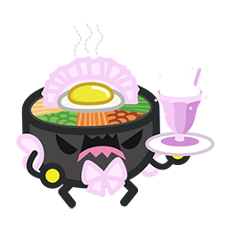Amis de Bibimbap Facebook sticker #23