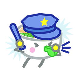 Amis de Bibimbap Facebook sticker #31