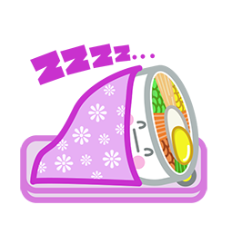 Amis de Bibimbap Facebook sticker #34