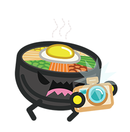 Amis de Bibimbap Facebook sticker #35