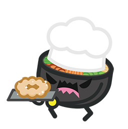 Amis de Bibimbap Facebook sticker #37