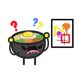 Amis de Bibimbap Facebook sticker #40