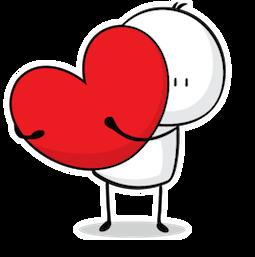 Facebook Messenger Bigli Migli Stickers Free Download Bigli Migli Png Stickers For Android Iphone Pc