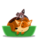 Biscuit Facebook sticker #30