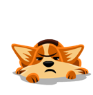 Biscuit Facebook sticker #36