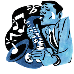 Blues Breakdown Facebook sticker #4