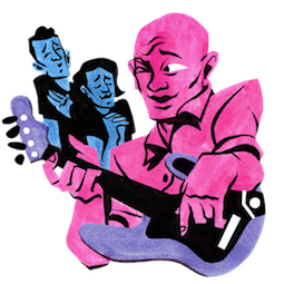 Blues Breakdown Facebook sticker #9