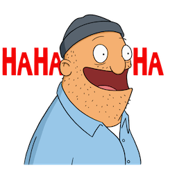 Bob`s Burgers Facebook sticker #9
