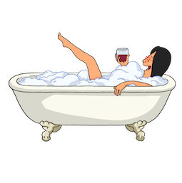 Bob`s Burgers Facebook sticker #11