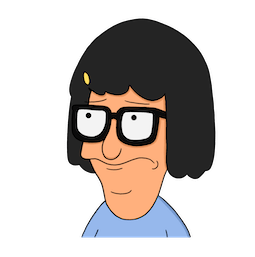 Bob`s Burgers Facebook sticker #12