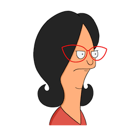 Bob`s Burgers Facebook sticker #20