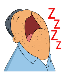 Bob`s Burgers Facebook sticker #21