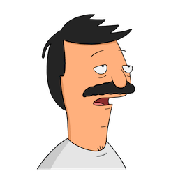Bob`s Burgers Facebook sticker #22