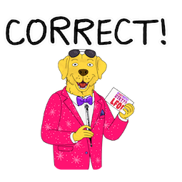 BoJack Horseman Facebook sticker #9