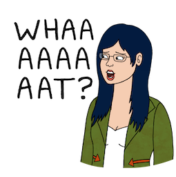 BoJack Horseman Facebook sticker #12
