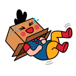 Box Girl Facebook sticker #7