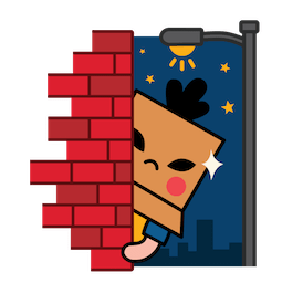Box Girl Facebook sticker #15