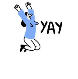Facebook / Messenger Bright Days sticker #3