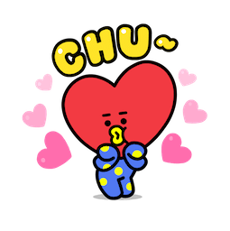 BT21 – Unwiderstehlich charmant Facebook sticker #2