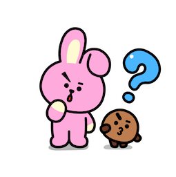 BT21 – Unwiderstehlich charmant Facebook sticker #4