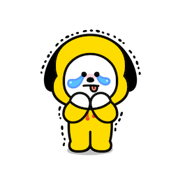 BT21 – Unwiderstehlich charmant Facebook sticker #6