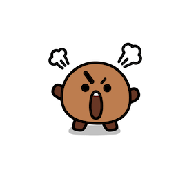 BT21 – Unwiderstehlich charmant Facebook sticker #8