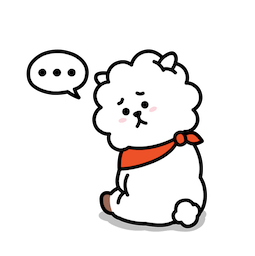 BT21 : Un charme fou Facebook sticker #10