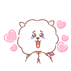 BT21 Best Friends Forever Facebook sticker #19