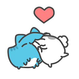 BugCat Capoo Facebook sticker #8