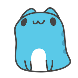 BugCat Capoo Facebook sticker #12