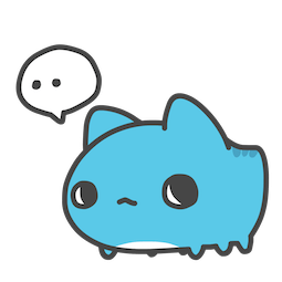 BugCat Capoo Facebook sticker #15