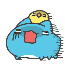 BugCat Capoo Facebook sticker #16