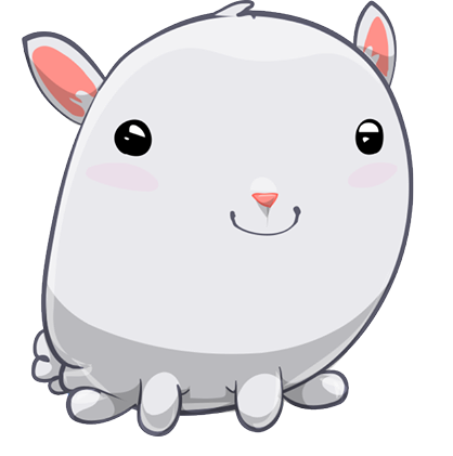 Facebook Bun stickers