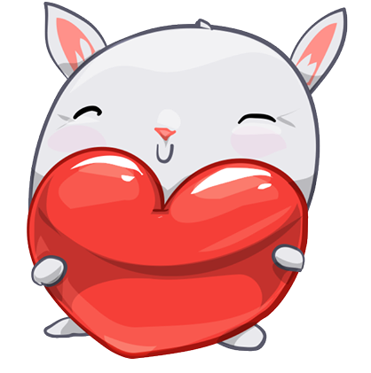 Bun Facebook sticker #7