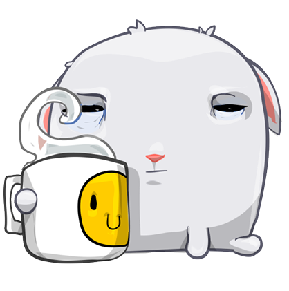 Bun Facebook sticker #10