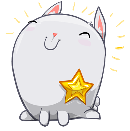 Bun Facebook sticker #11
