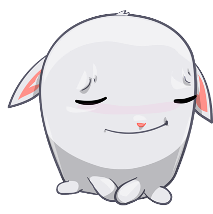 Bun Facebook sticker #28