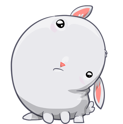 Bun Facebook sticker #37