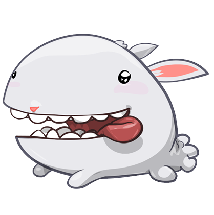 Bun Facebook sticker #38