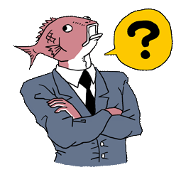 Business Fish Facebook sticker #3