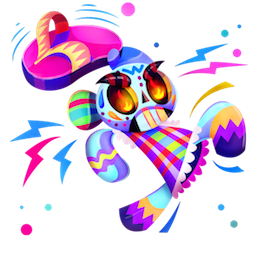 Calaveritas Facebook sticker #3