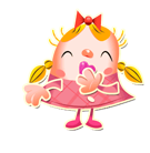 Candy Crush Facebook sticker #8
