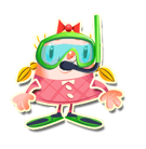 Candy Crush Facebook sticker #9